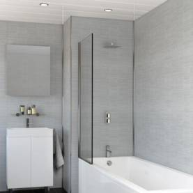 Proplas Smoked Grey Small Tile Effet